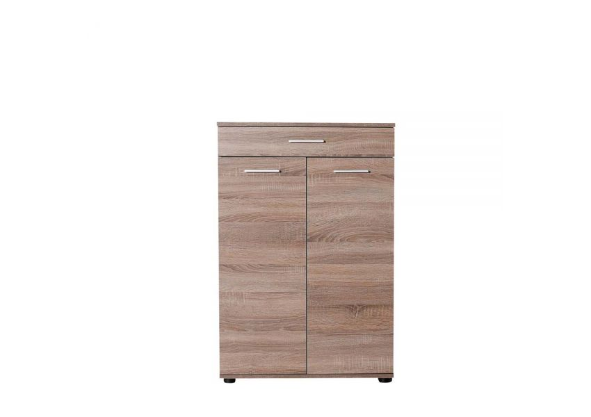 Adore Multi Purpose Cabinet with Two Doors & One Drawer