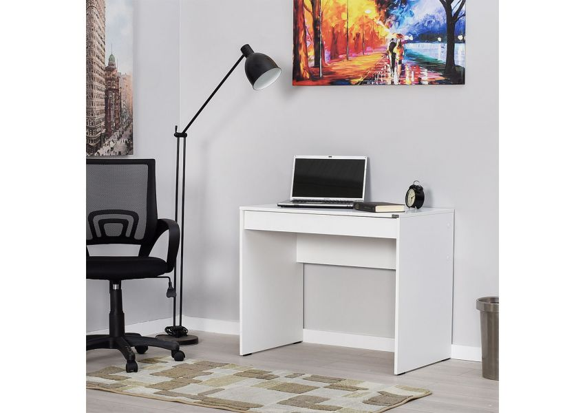 Adore Study & PC Desk with One Drawer