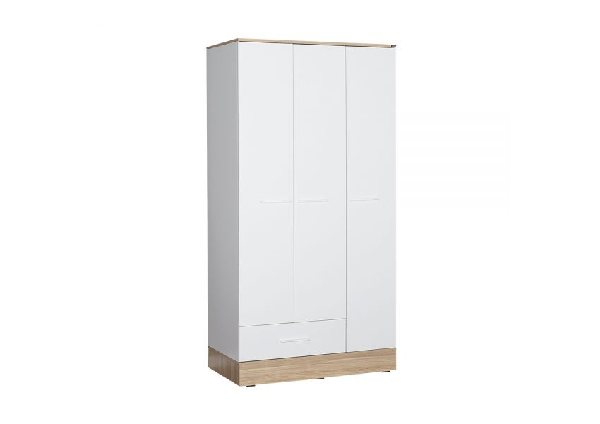 Adore Base Teen Room 3 Doors and One Drawer Wardrobe