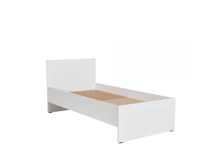 Adore Kids Bed White 90cm