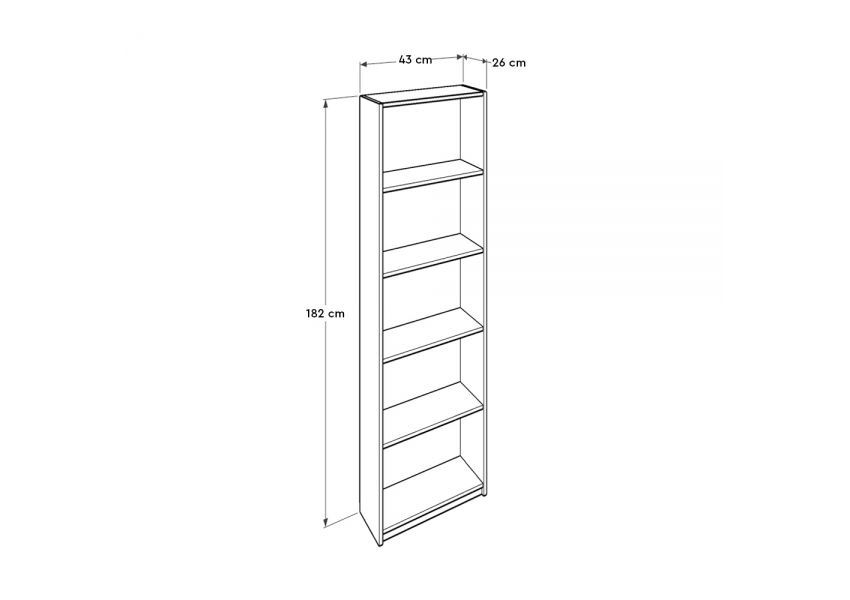 Book Cases & Shelving Units