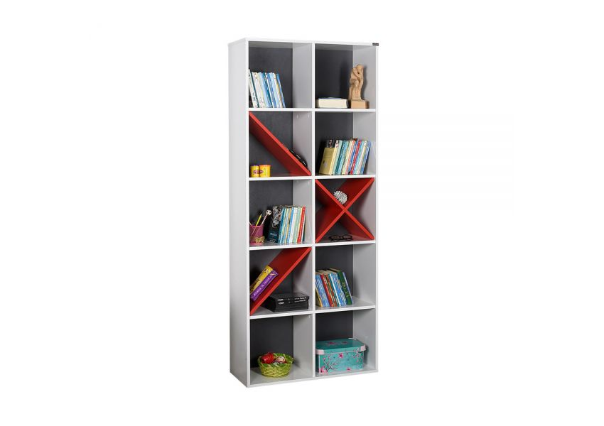 Adore Bookcase - Gamer Series