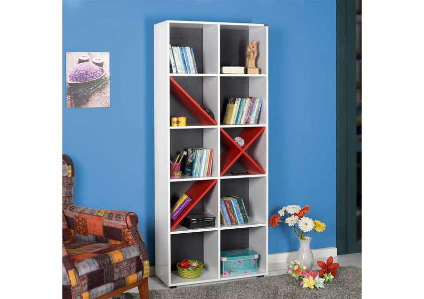 Adore Bookcase - Gamer Series