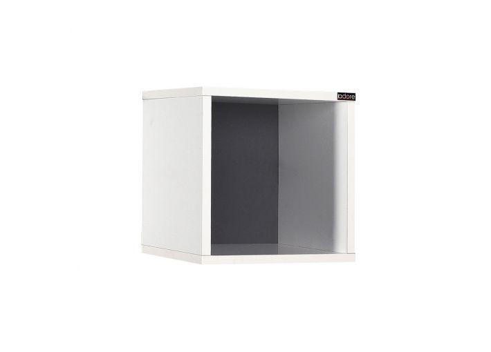 Adore Rainbow Young Room Wall Shelf-Walnut