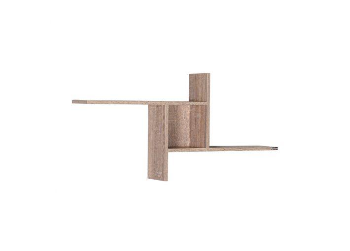 Adore Plus Decorative Wall Shelf - Spanish Walnut