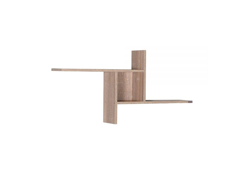 Adore Plus Decorative Wall Shelf - Spanish Walnut