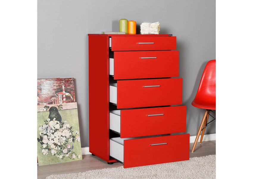 Newline 5 Chest of Drawers