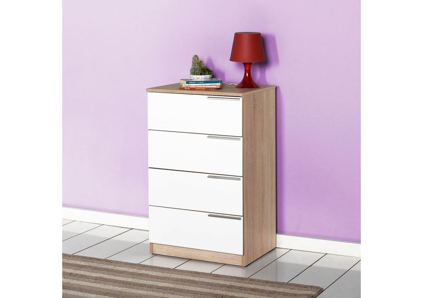 Plus 4 Chest of Drawers