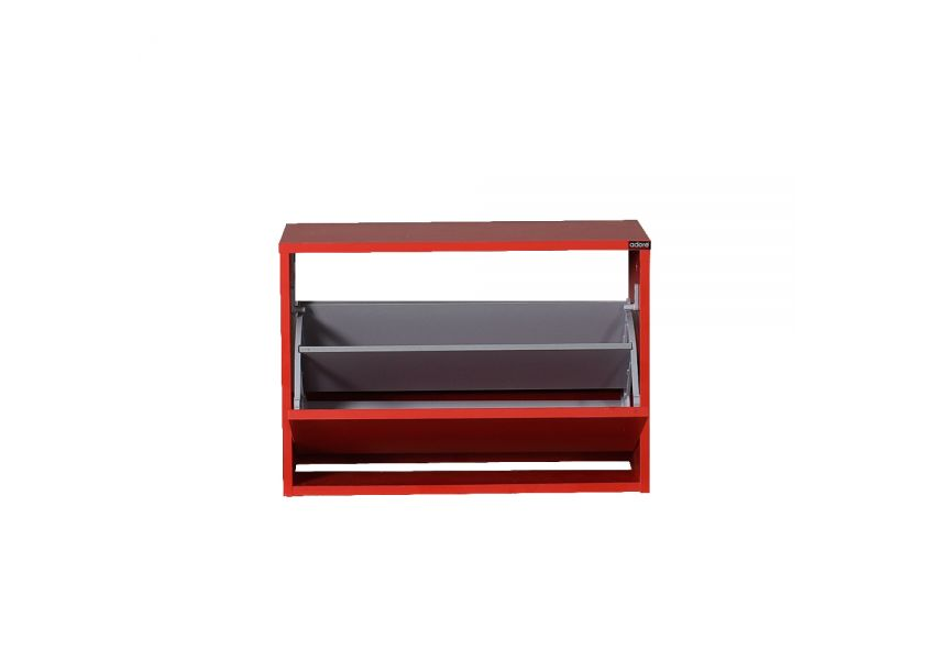 Adore Shoe Cabinet with Seat & Shoe Storage