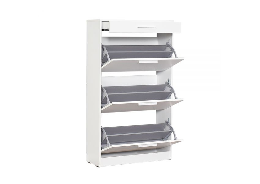 Flat Drawer With Drop-Covered Cover