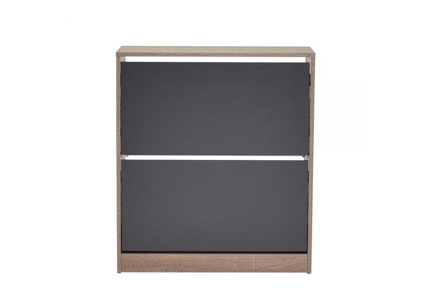 Flat Duo 2-Storey Wide Shoe Cabinet