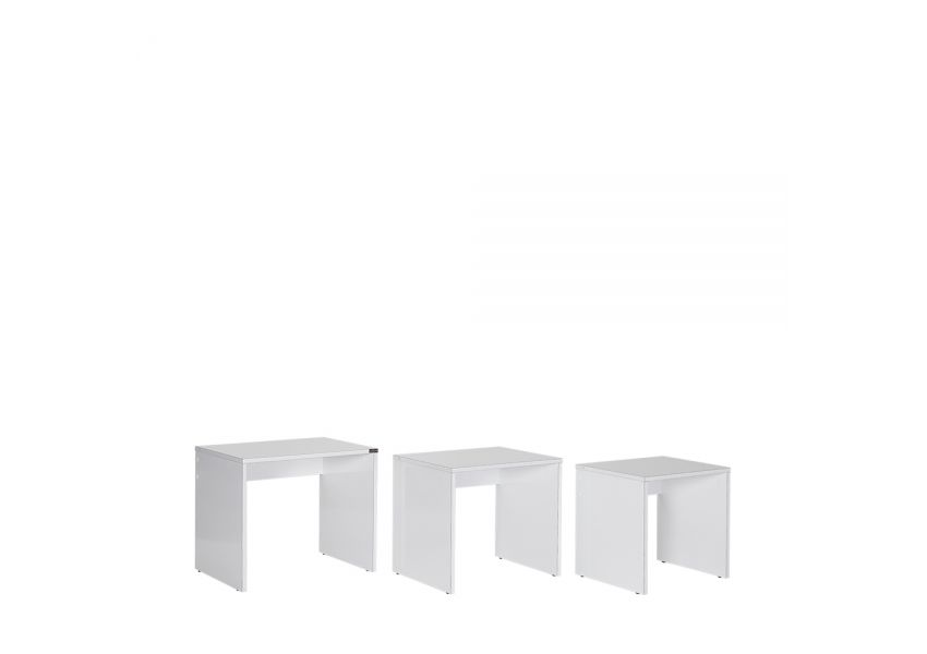 Adore Triple Side Table
