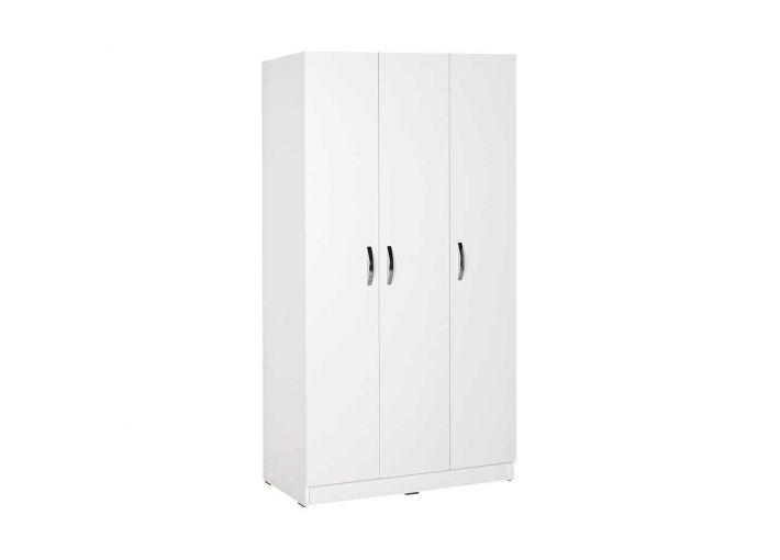 Beratti 3 Doors Wardrobe