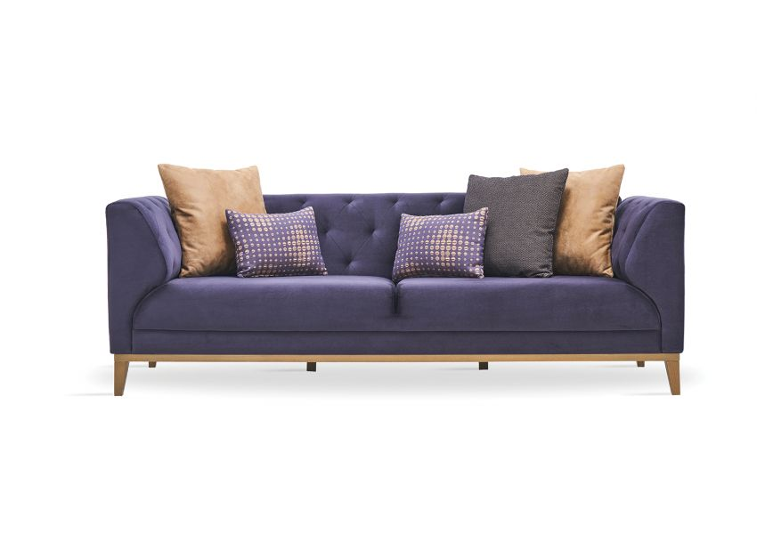 alessa 3 seater sofa bed