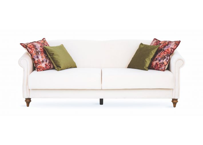 Folk 3 Seater Sofa bed