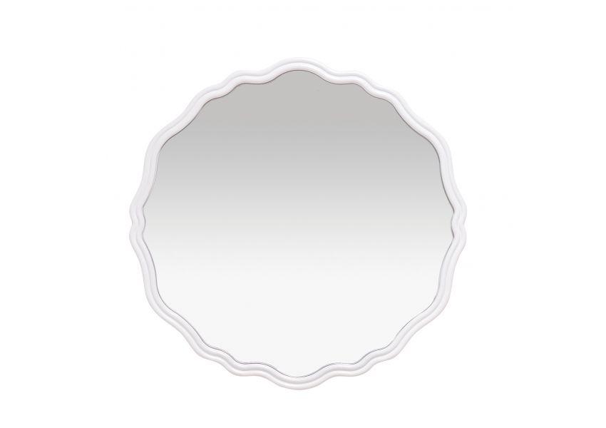 Rattan Sideboard Mirror