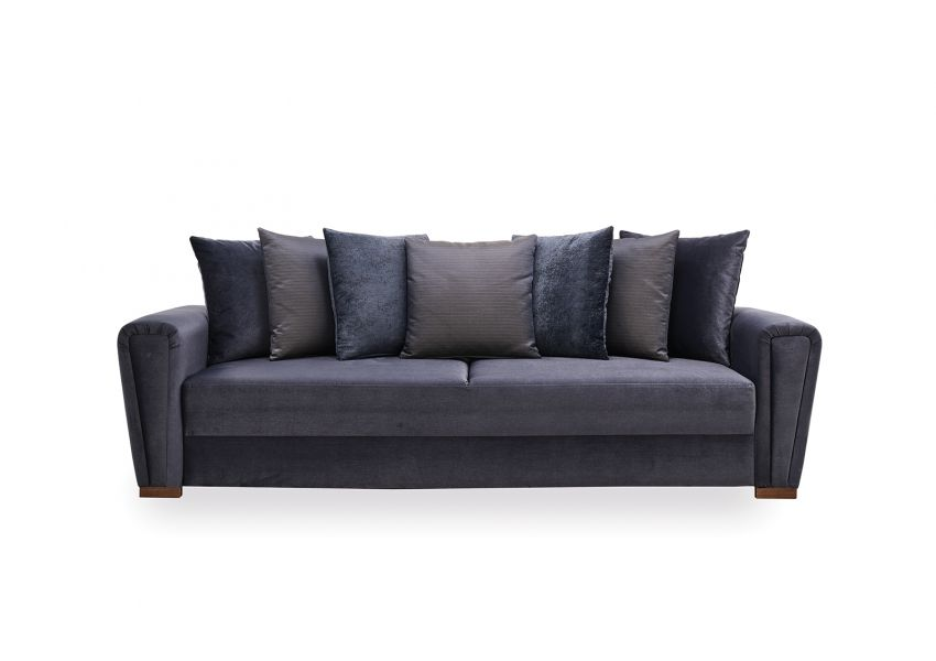 brera 3 seater sofa bed