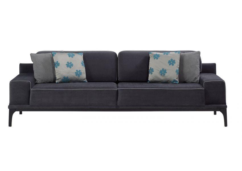 Crystal Plus 3 Seater Sofa