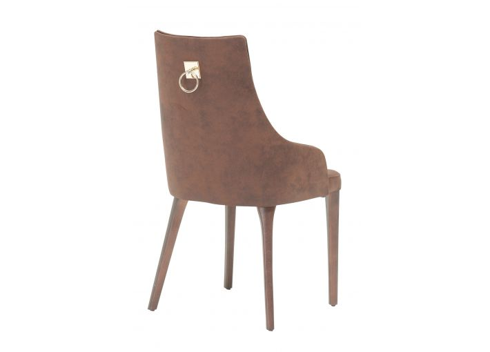 Elegante Chair with Handle