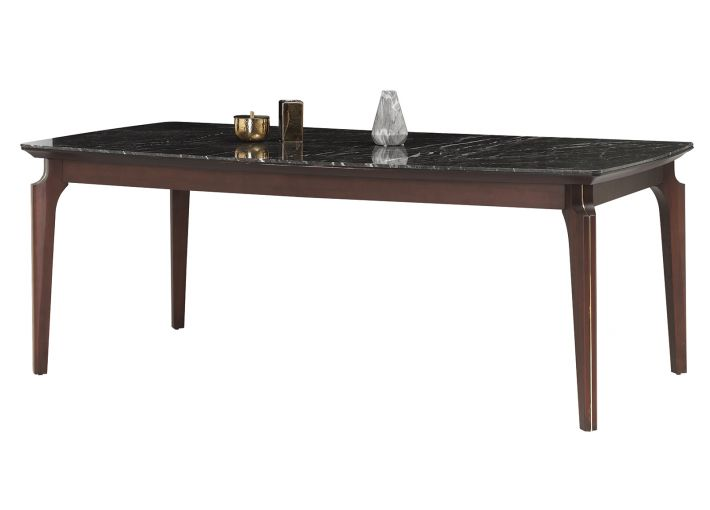 Elegante Dining Table (Marble Surface)