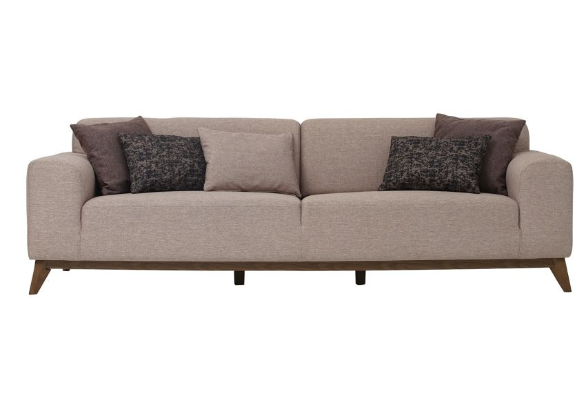 netha 3 seater sofa bed