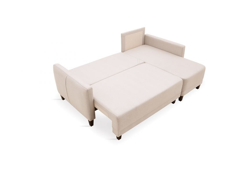 Smart Corner Sofa Set with Sofabed (Small)