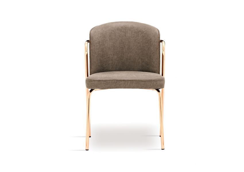 vienna chair (metal leg)