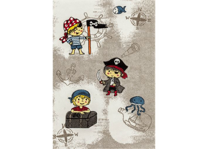 Momo Pirates Rug
