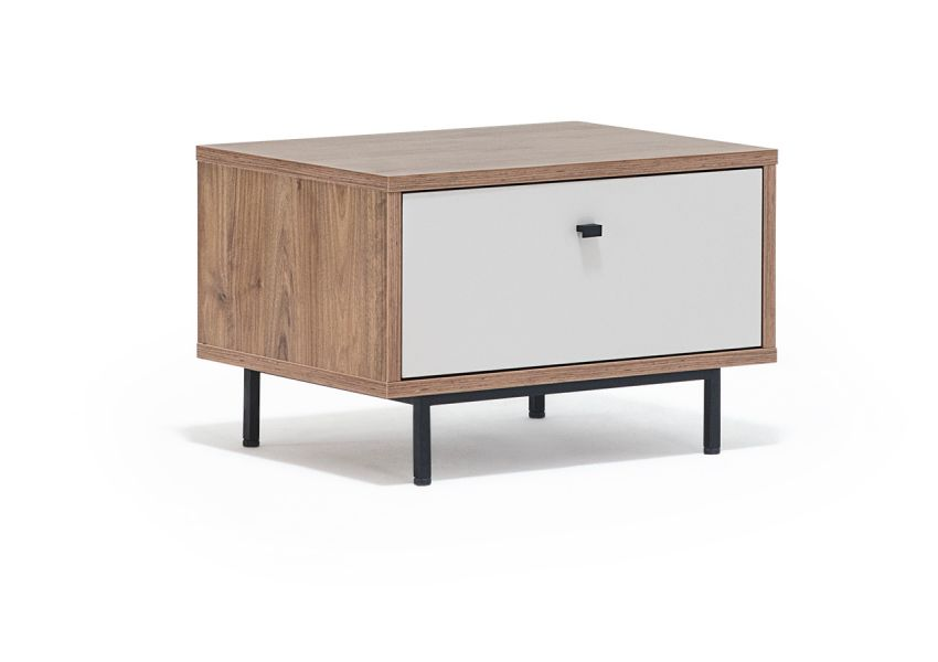 Ikaros 1 Drawer Bedside