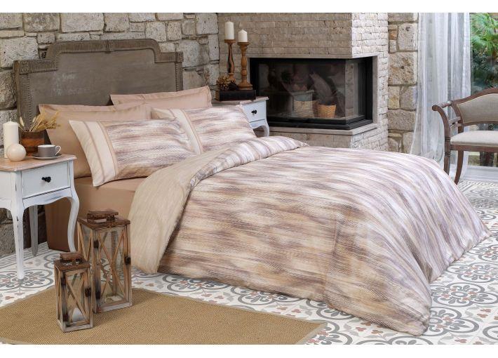 Albero Double Bed Set - Satin