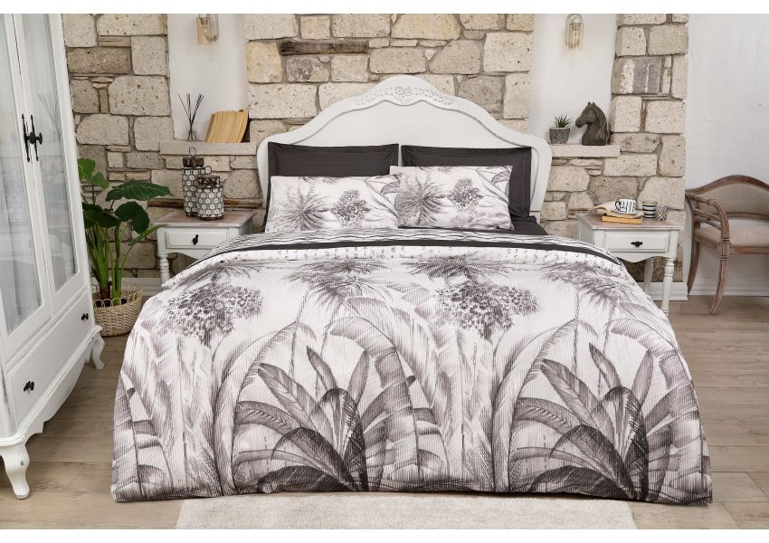 allure double bed set - satin