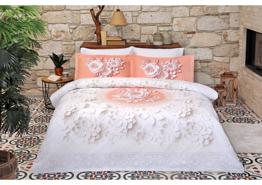lively roses bed set
