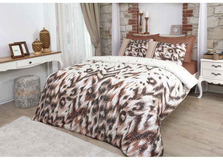Pena Double Bed Set - Satin