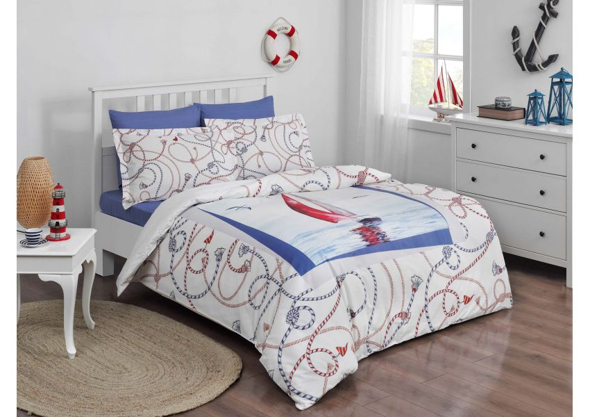 sailboat single bed set