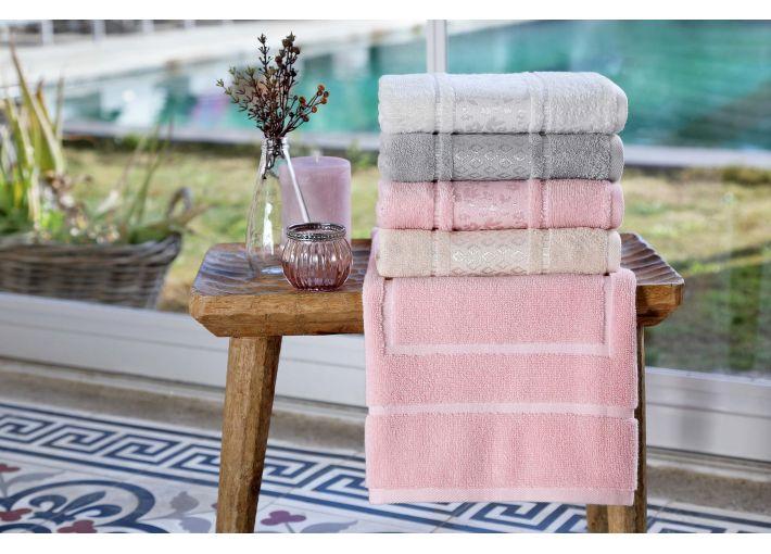 Camellia Towel & Bathrobe Set