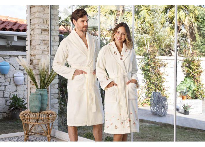 Carnival Towel & Bathrobe Set