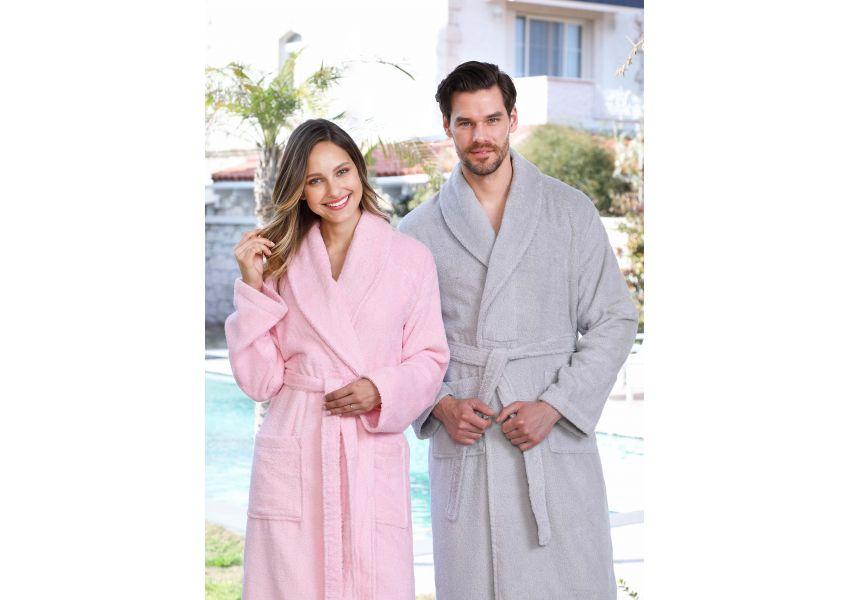 Trendy Towel & Bathrobe Set
