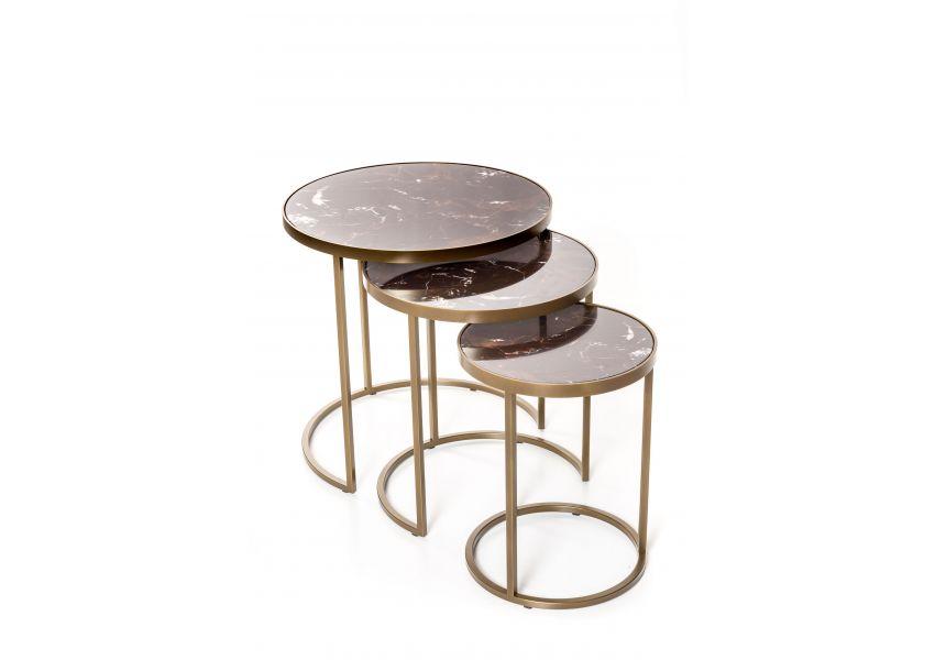 Terni Accent Table Set
