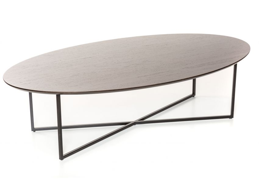 Trento Oval Coffee Table