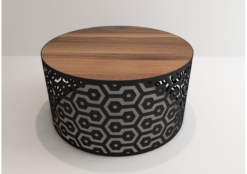Motif Coffee Table 58cm