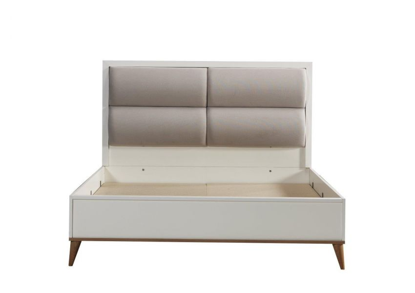 Zeta King Size Bed