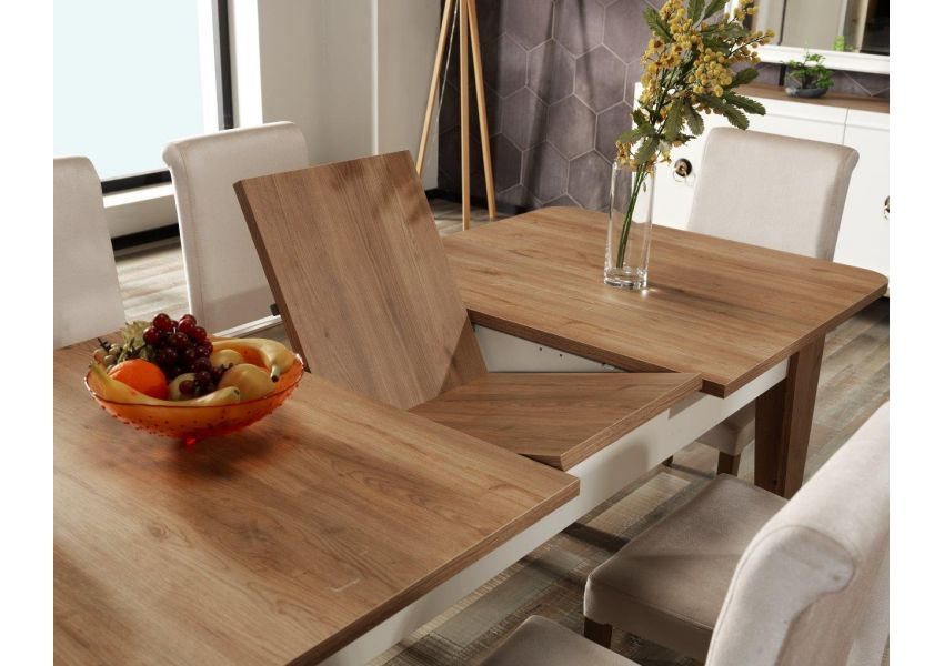 Milena Extendable dining table