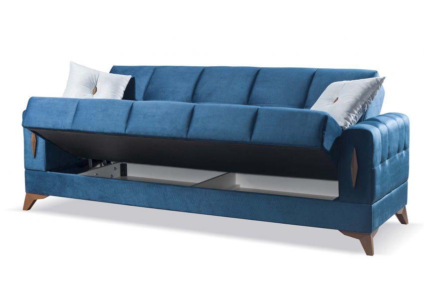 Lotus 3 Seater Sofa Bed