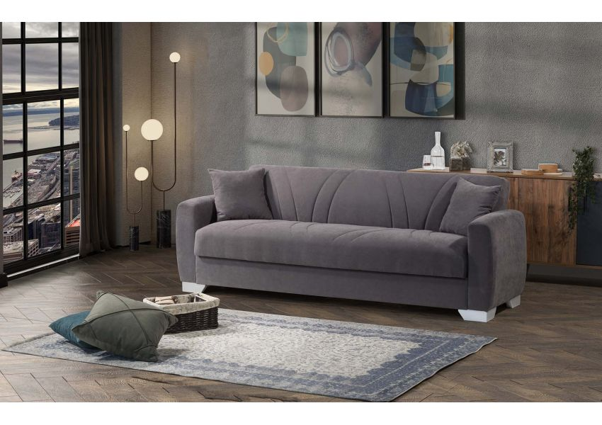 Lowa 3 Seater Sofa Bed