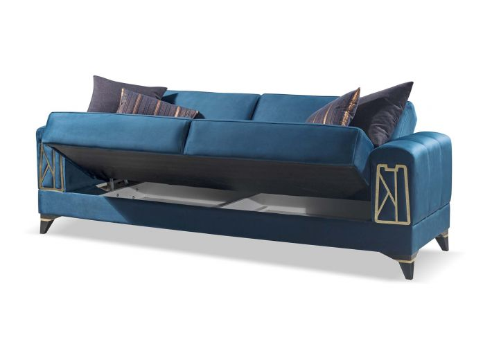 Daphne 3 Seater Sofa Bed