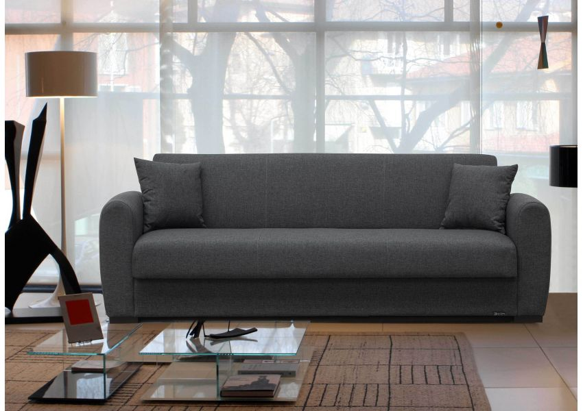 Dome 3 Seater Sofa Bed