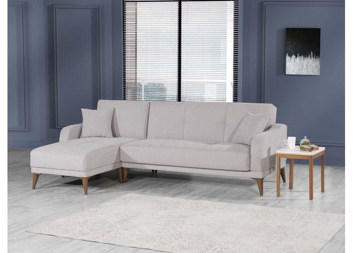 Minimal Right Handed Corner Sofa Bed