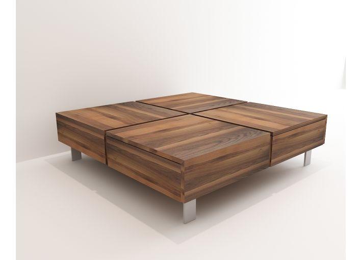Plus Coffee Table